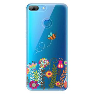 Odolné silikonové pouzdro iSaprio - Bee 01 - Huawei Honor 9 Lite