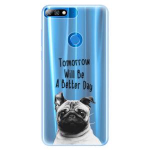 Silikonové pouzdro iSaprio - Better Day 01 - Huawei Y7 Prime 2018