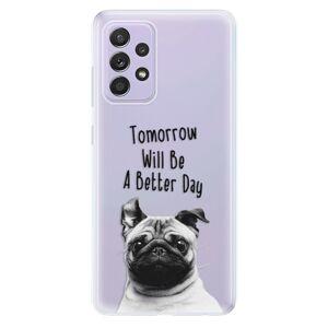 Odolné silikonové pouzdro iSaprio - Better Day 01 - Samsung Galaxy A52/A52 5G