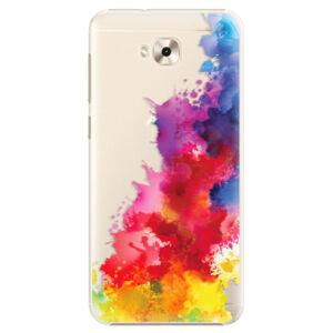 Plastové pouzdro iSaprio - Color Splash 01 - Asus ZenFone 4 Selfie ZD553KL
