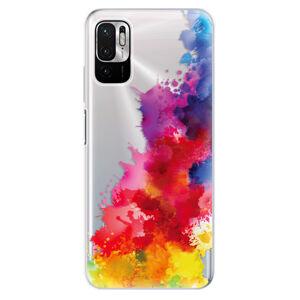 Odolné silikonové pouzdro iSaprio - Color Splash 01 - Xiaomi Redmi Note 10 5G