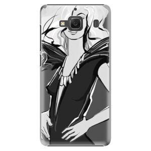 Plastové pouzdro iSaprio - Fashion 01 - Xiaomi Redmi 2