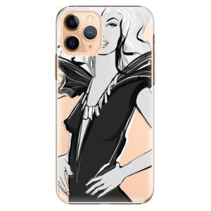 Plastové pouzdro iSaprio - Fashion 01 - iPhone 11 Pro