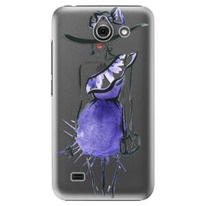 Plastové pouzdro iSaprio - Fashion 02 - Huawei Ascend Y550