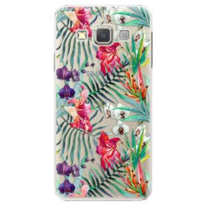 Plastové pouzdro iSaprio - Flower Pattern 03 - Samsung Galaxy A5