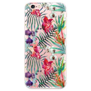 Odolné silikonové pouzdro iSaprio - Flower Pattern 03 - iPhone 6 Plus/6S Plus