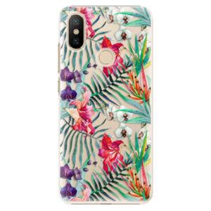 Plastové pouzdro iSaprio - Flower Pattern 03 - Xiaomi Mi A2