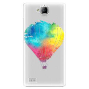 Plastové pouzdro iSaprio - Flying Baloon 01 - Huawei Honor 3C