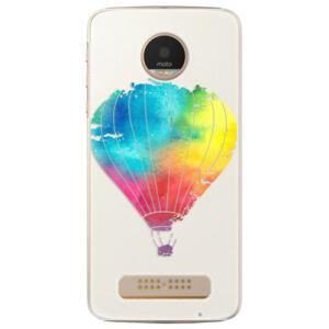 Plastové pouzdro iSaprio - Flying Baloon 01 - Lenovo Moto Z Play