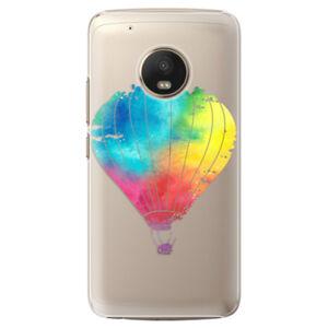 Plastové pouzdro iSaprio - Flying Baloon 01 - Lenovo Moto G5 Plus