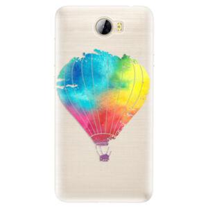Silikonové pouzdro iSaprio - Flying Baloon 01 - Huawei Y5 II / Y6 II Compact