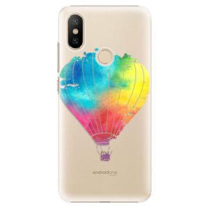 Plastové pouzdro iSaprio - Flying Baloon 01 - Xiaomi Mi A2