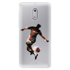 Plastové pouzdro iSaprio - Fotball 01 - Nokia 6