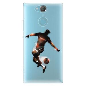 Plastové pouzdro iSaprio - Fotball 01 - Sony Xperia XA2