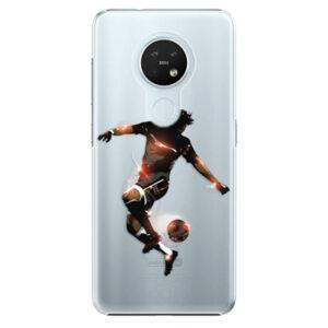Plastové pouzdro iSaprio - Fotball 01 - Nokia 7.2