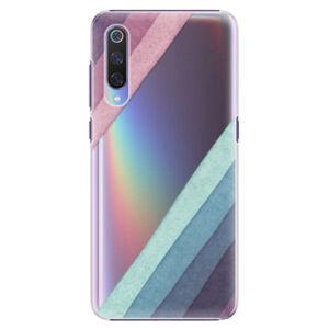 Plastové pouzdro iSaprio - Glitter Stripes 01 - Xiaomi Mi 9