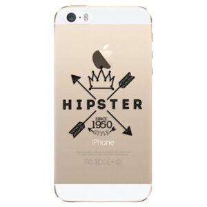 Odolné silikonové pouzdro iSaprio - Hipster Style 02 - iPhone 5/5S/SE
