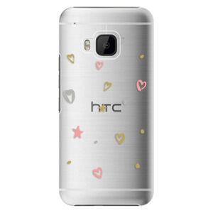 Plastové pouzdro iSaprio - Lovely Pattern - HTC One M9