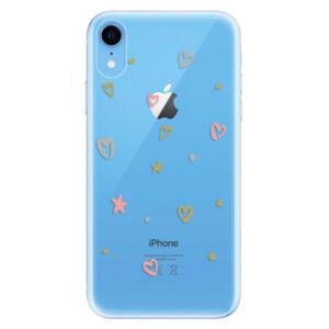 Odolné silikonové pouzdro iSaprio - Lovely Pattern - iPhone XR