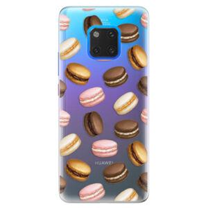 Silikonové pouzdro iSaprio - Macaron Pattern - Huawei Mate 20 Pro