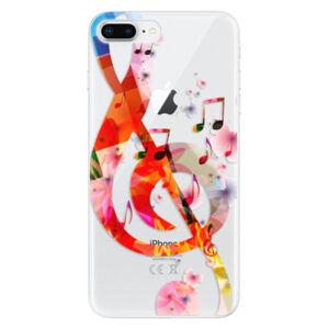 Odolné silikonové pouzdro iSaprio - Music 01 - iPhone 8 Plus
