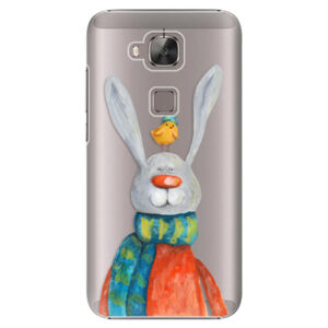Plastové pouzdro iSaprio - Rabbit And Bird - Huawei Ascend G8