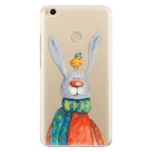 Plastové pouzdro iSaprio - Rabbit And Bird - Xiaomi Mi Max 2