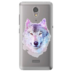 Plastové pouzdro iSaprio - Wolf 01 - Lenovo P2