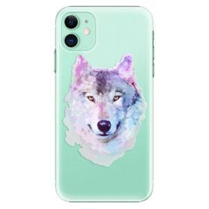 Plastové pouzdro iSaprio - Wolf 01 - iPhone 11