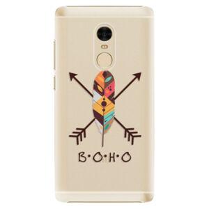 Plastové pouzdro iSaprio - BOHO - Xiaomi Redmi Note 4