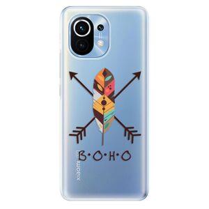 Odolné silikonové pouzdro iSaprio - BOHO - Xiaomi Mi 11