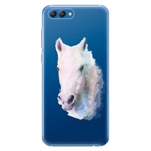 Plastové pouzdro iSaprio - Horse 01 - Huawei Honor View 10