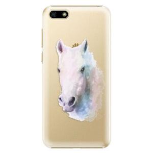 Plastové pouzdro iSaprio - Horse 01 - Huawei Y5 2018