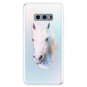 Odolné silikonové pouzdro iSaprio - Horse 01 - Samsung Galaxy S10e