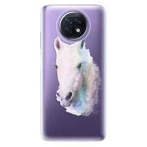 Odolné silikonové pouzdro iSaprio - Horse 01 - Xiaomi Redmi Note 9T