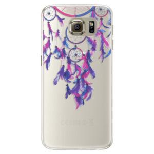 Silikonové pouzdro iSaprio - Dreamcatcher 01 - Samsung Galaxy S6 Edge