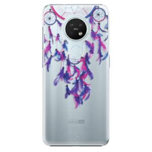 Plastové pouzdro iSaprio - Dreamcatcher 01 - Nokia 7.2