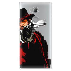 Plastové pouzdro iSaprio - Red Sheriff - Sony Xperia XA2 Ultra