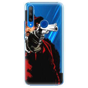 Plastové pouzdro iSaprio - Red Sheriff - Huawei Honor 9X