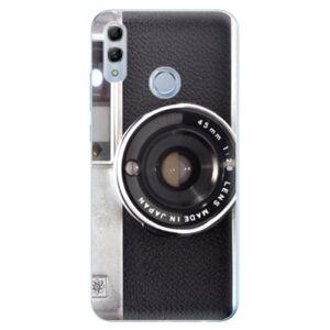 Odolné silikonové pouzdro iSaprio - Vintage Camera 01 - Huawei Honor 10 Lite
