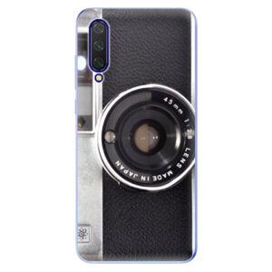Odolné silikonové pouzdro iSaprio - Vintage Camera 01 - Xiaomi Mi 9 Lite