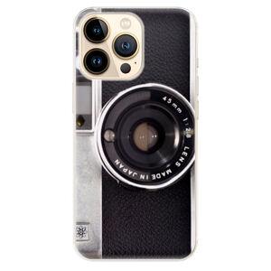 Odolné silikonové pouzdro iSaprio - Vintage Camera 01 - iPhone 13 Pro Max