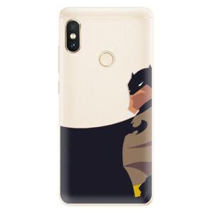 Silikonové pouzdro iSaprio - BaT Comics - Xiaomi Redmi Note 5