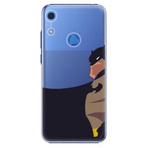 Plastové pouzdro iSaprio - BaT Comics - Huawei Y6s
