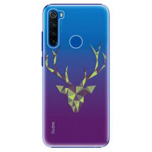 Plastové pouzdro iSaprio - Deer Green - Xiaomi Redmi Note 8T