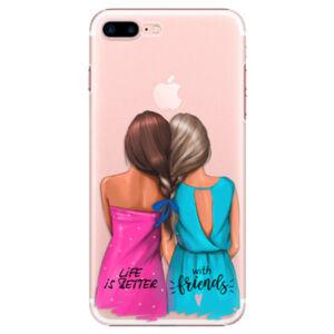 Plastové pouzdro iSaprio - Best Friends - iPhone 7 Plus