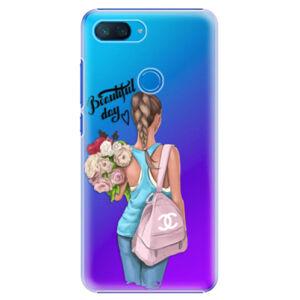Plastové pouzdro iSaprio - Beautiful Day - Xiaomi Mi 8 Lite