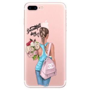 Odolné silikonové pouzdro iSaprio - Beautiful Day - iPhone 7 Plus