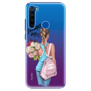 Plastové pouzdro iSaprio - Beautiful Day - Xiaomi Redmi Note 8T