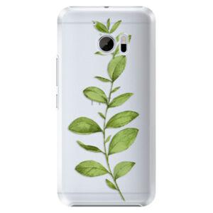 Plastové pouzdro iSaprio - Green Plant 01 - HTC 10
